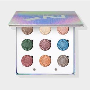 NEW Ofra Glitch 2000 Baked Eyeshadow Palette